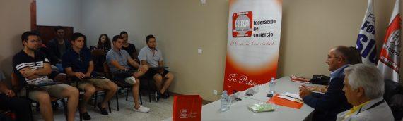 COERCAN recibe a un grupo de alumnos del Tecnológico de Monterrey