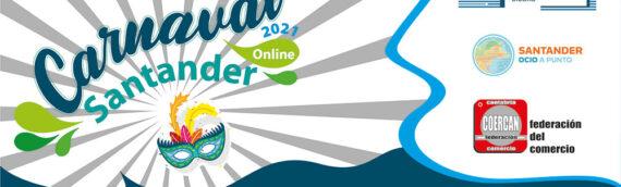"""Bases """"Entrega de Premios Carnaval de Santander 2021"""""""
